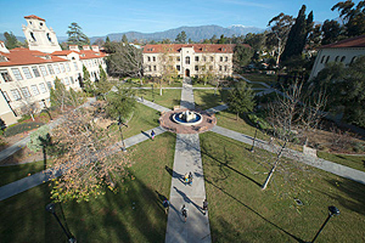 Click through this slideshow to see the 10 best colleges for the outdoors. Pictured: Pomona College
