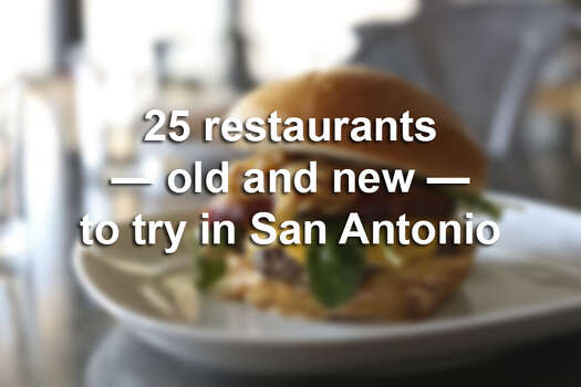 Here are some of the city's best spots, as picked by the Express-News Taste team.