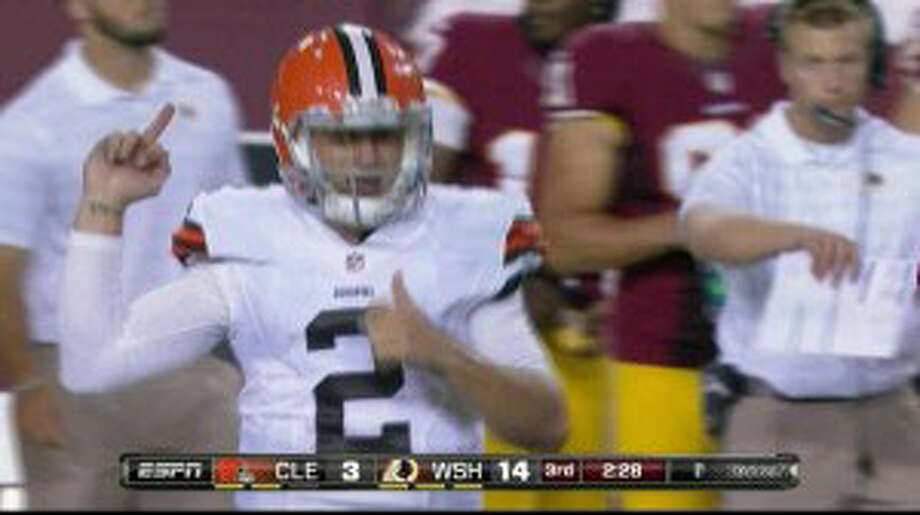Johnny Manziel. Photo: Photo From @SBNation