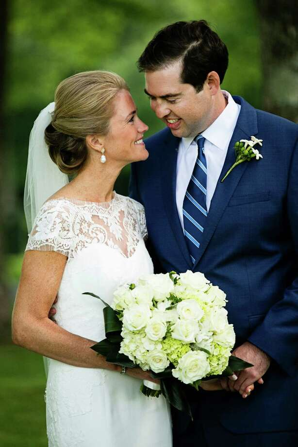 Hilary Moody and Sean Mulrenan were married June 7, 2014, in Greenwich. Photo: Fairfield Citizen/Contributed / Fairfield Citizen