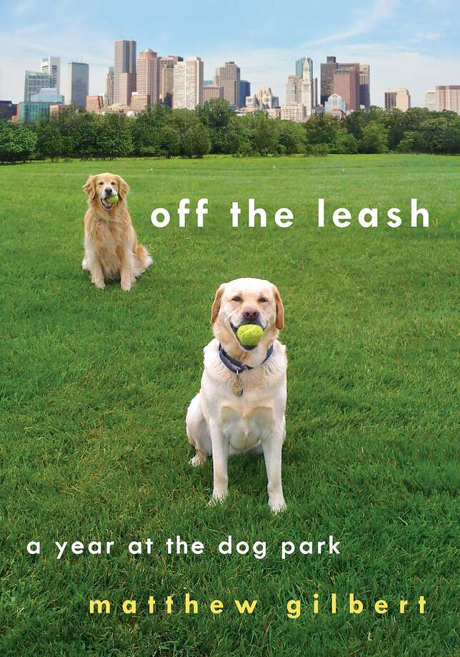 Off the leash book cover