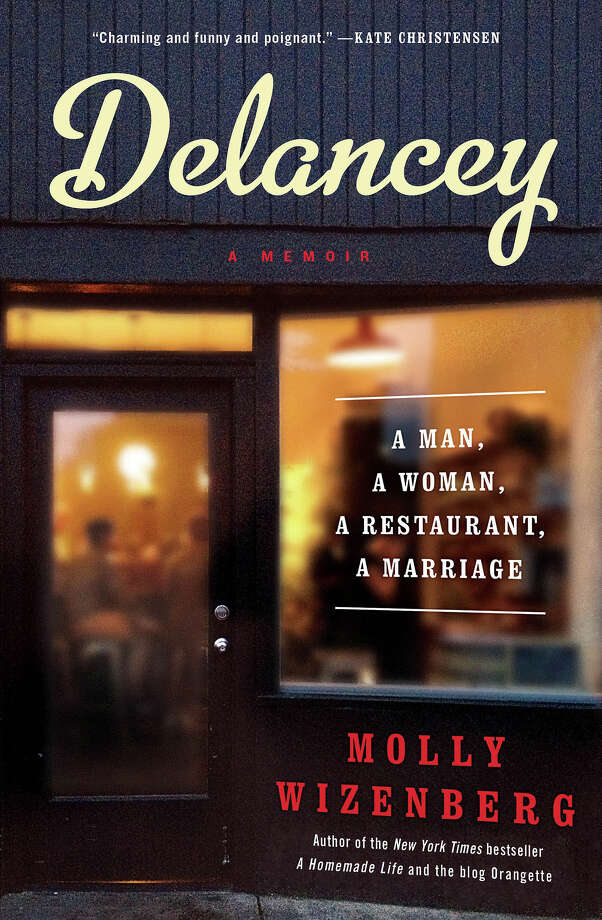 "Greenwich Library's Development Director Sarah Falvo says of ""Delancey: A Man, a Woman, a Restaurant, a Marriage,î by Molly Wizenberg, ""I really loved the openness of the authorís tale of her and her husbandís journey into opening a restaurant."" Photo: Contributed Photo / Greenwich Time Contributed"