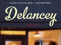 "Greenwich Library's Development Director Sarah Falvo says of ""Delancey: A Man, a Woman, a Restaurant, a Marriage,î by Molly Wizenberg, ""I really loved the openness of the authorís tale of her and her husbandís journey into opening a restaurant."""