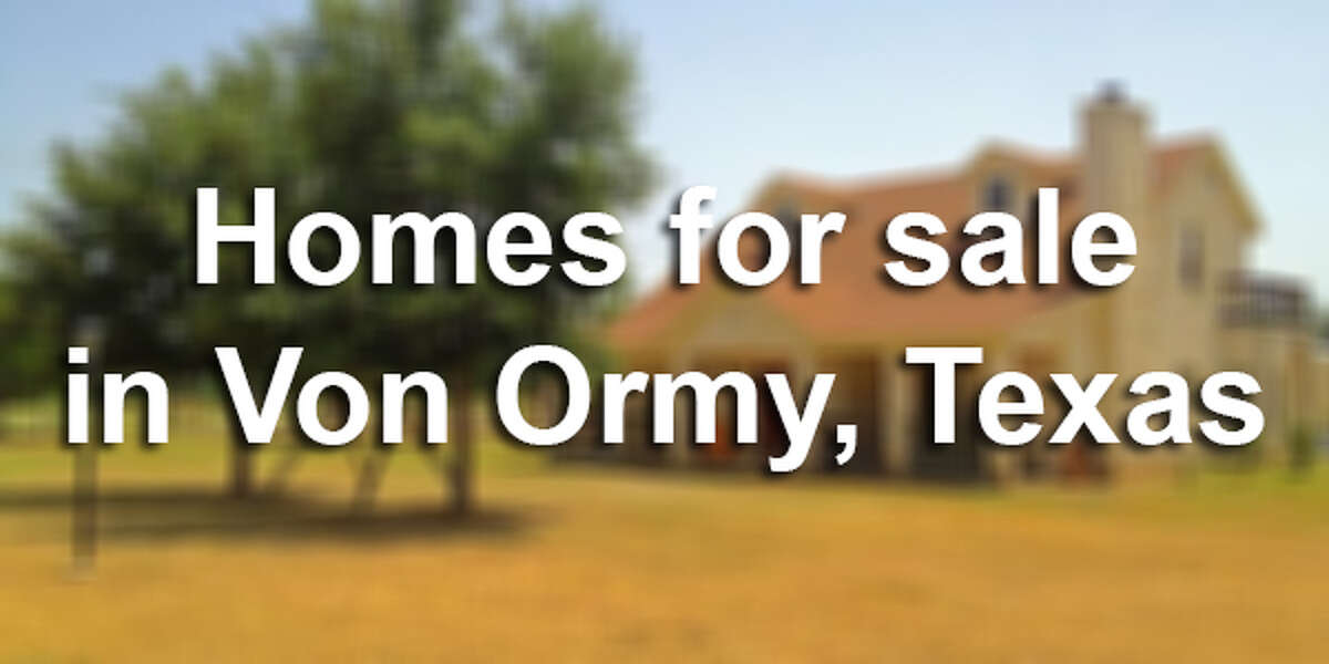 Since becoming a city in 2008 and imposing a property tax, the South Bexar County community of Von Ormy has gradually reduced its tax rate as sales tax proceeds have risen. Now, flush with sales tax revenues partly attributed to the Eagle Ford Shale play, city leaders plan to eliminate the property tax next year and rely on the sales tax, as many Texas cities have done.Click through the gallery to see nine homes for sale in the area. Source: realestate.mysanantonio.com