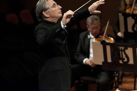 Michael Tilson Thomas San Francisco Symphony dress rehearsal at Davies Symphony Hall on Wednesday September 21, 2011.