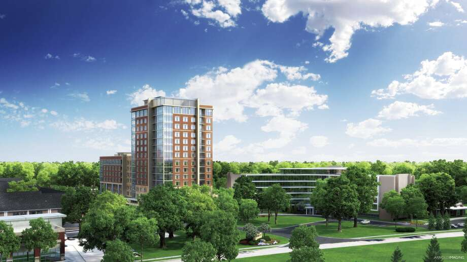The new Brazos Towers at Bayou Manor campus will open in 2015.