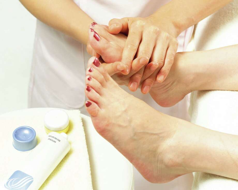 Many senior communities across the greater Houston area offer podiatric (foot) care due to the number of seniors who have conditions requiring regular, professional care of the feet.