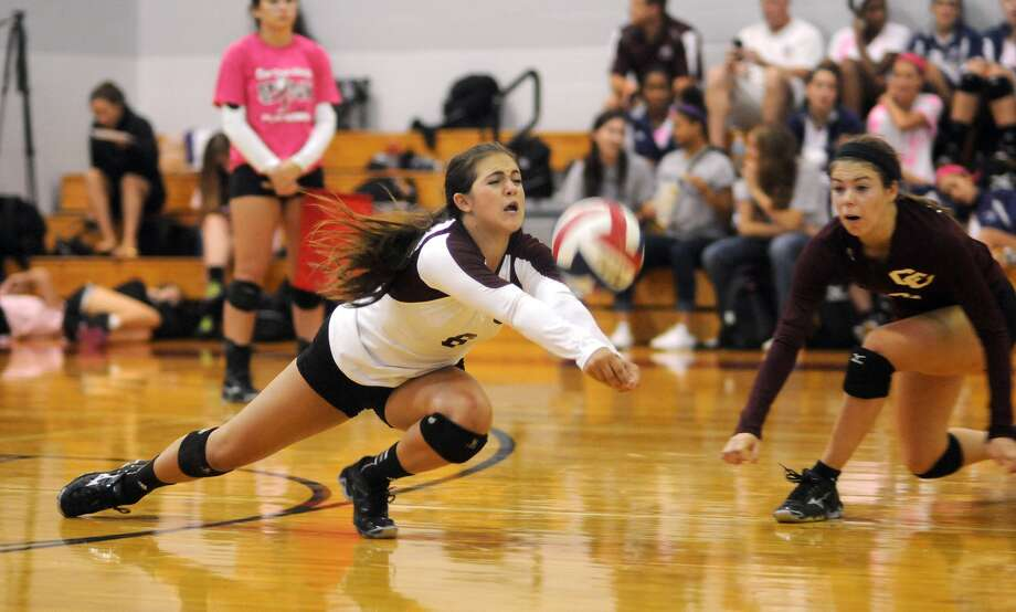 Clear Creek defensive specialist Olivia Rigby and the Wildcats are poised to make a deep run in the postseason. Photo: Jerry Baker, Freelance