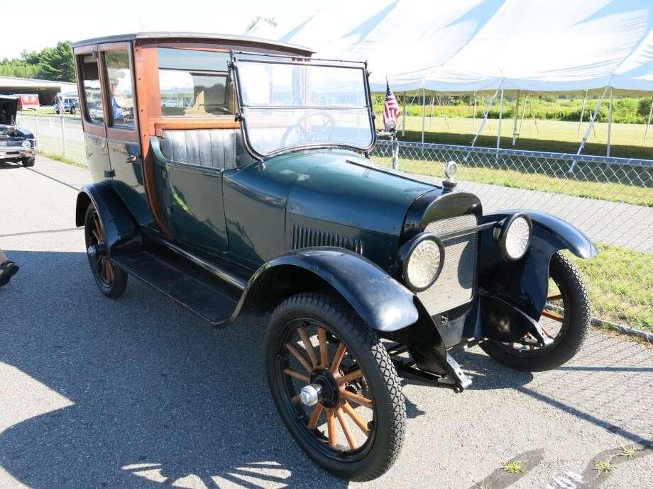 1920 Maxwell 25 Town Car. $23,100.