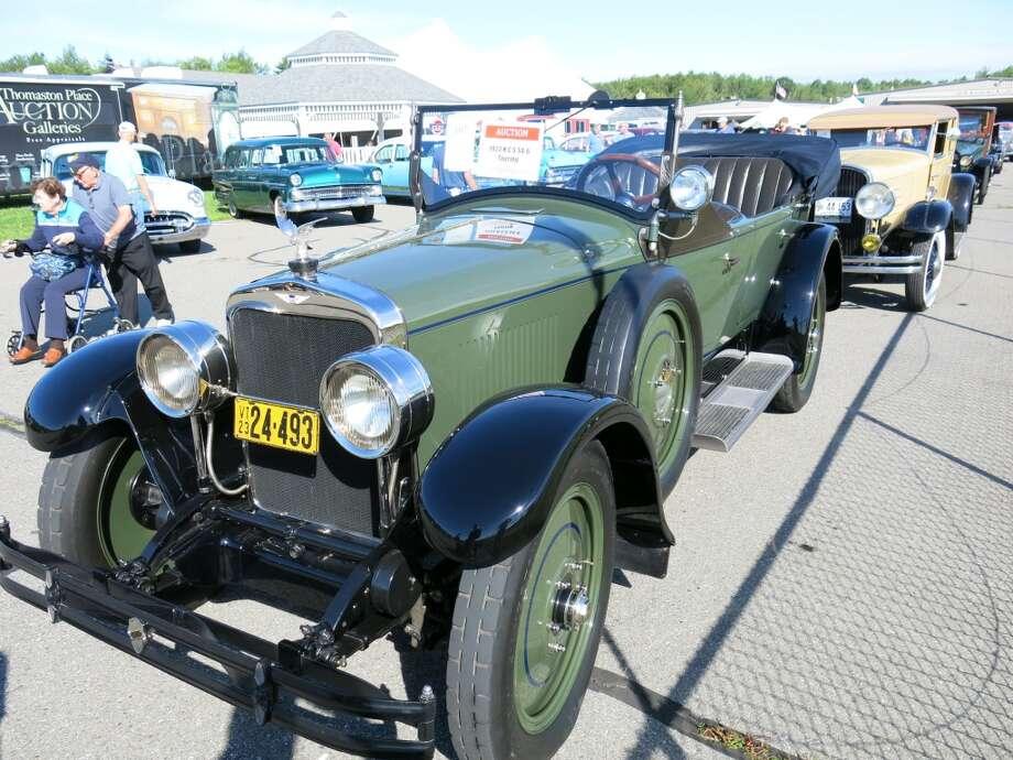 1923 H.C.S. S4-6 Touring. $67,100.