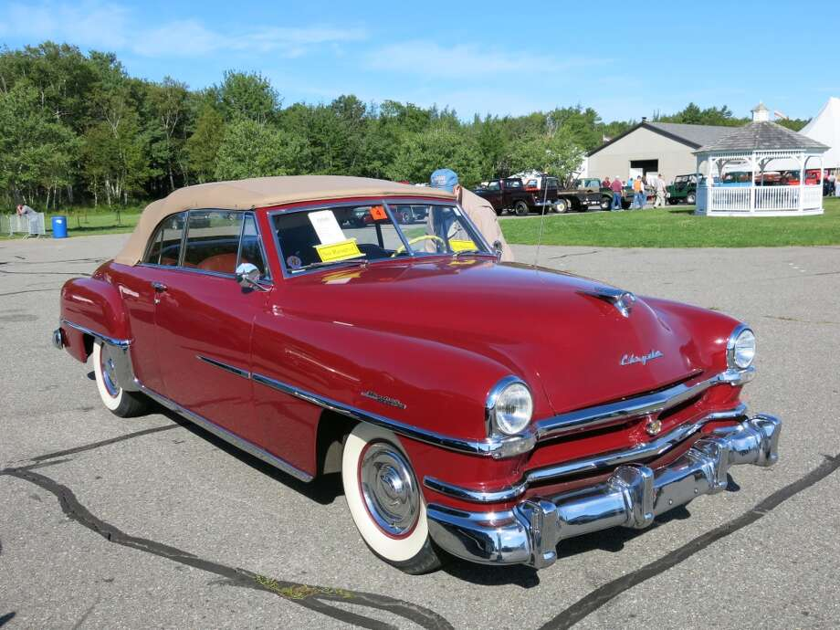 1952 Chrysler Windsor convertible. $29,150.