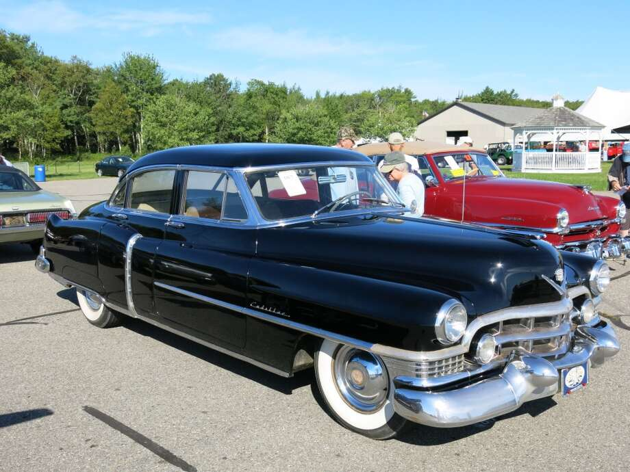 1951 Cadillac Series 62 sedan. Passed.
