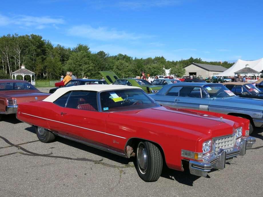 1973 Cadillac Eldorado convertible. $6,875.