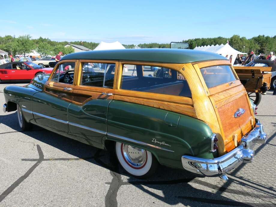 1950 Buick Super Estate wagon. Passed.