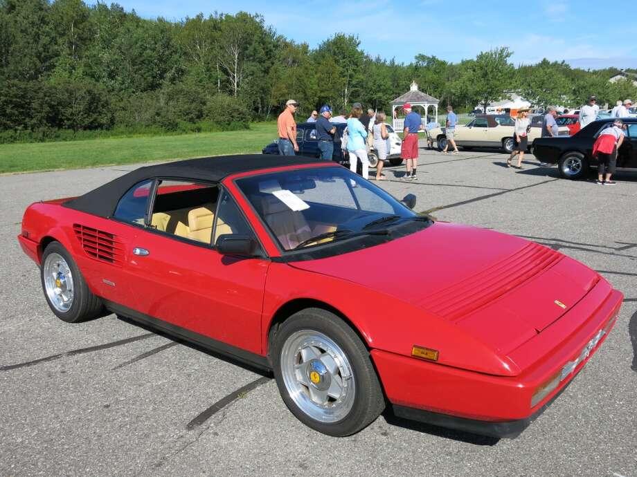 1987 Ferrari Mondial. $27,500.