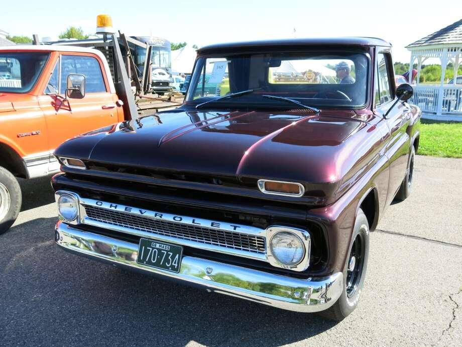 1966 Chevrolet C10 pickup. $11,000.