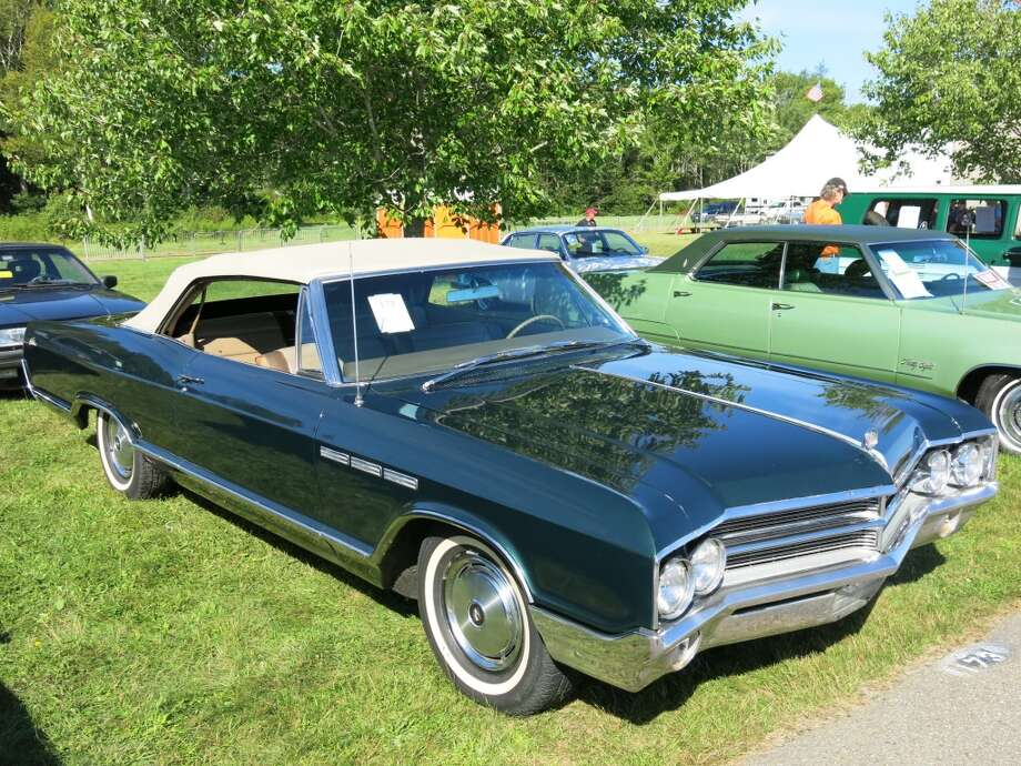 1967 Oldsmobile Delmont 88 convertible. Passed.