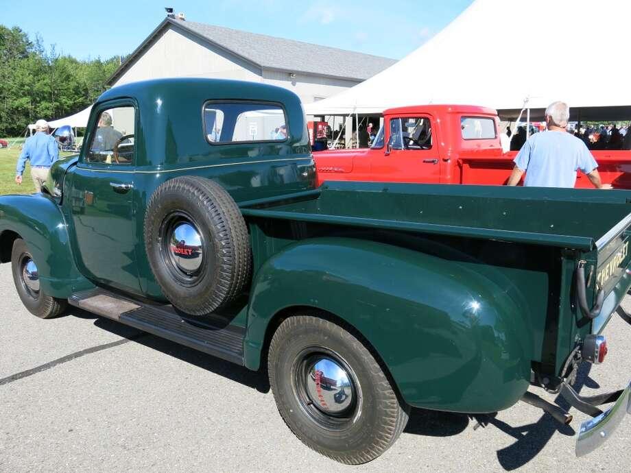 1948 Chevrolet Thriftmaster pickup. $17,050.