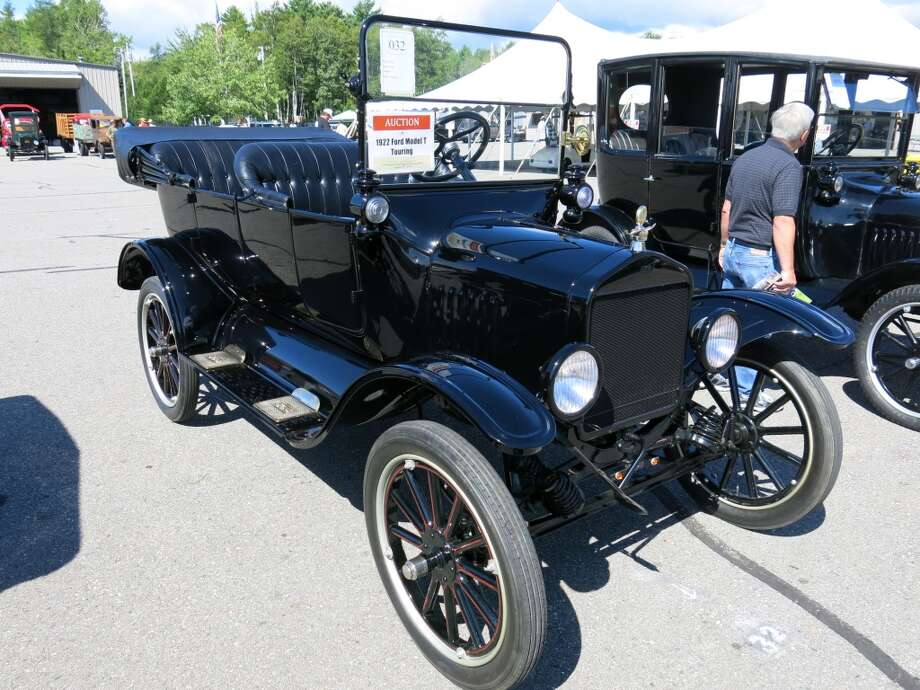 1922 Ford Model T Touring. $24,750.