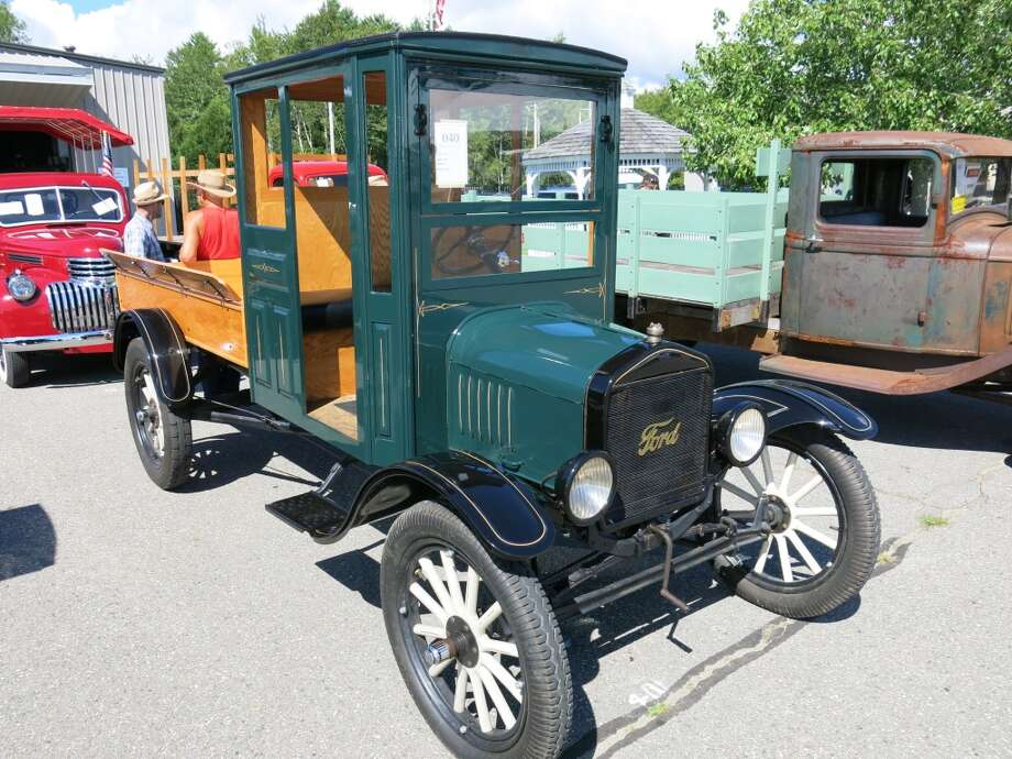 1922 Ford TT. Passed.