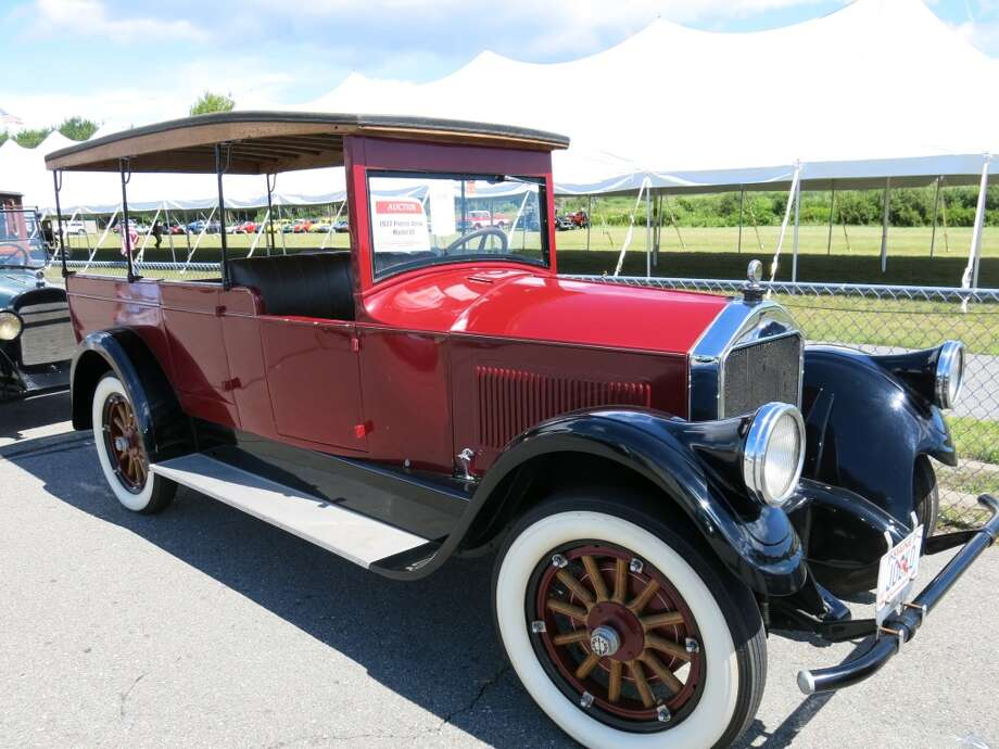 1927 Pierce-Arrow 80. Passed.