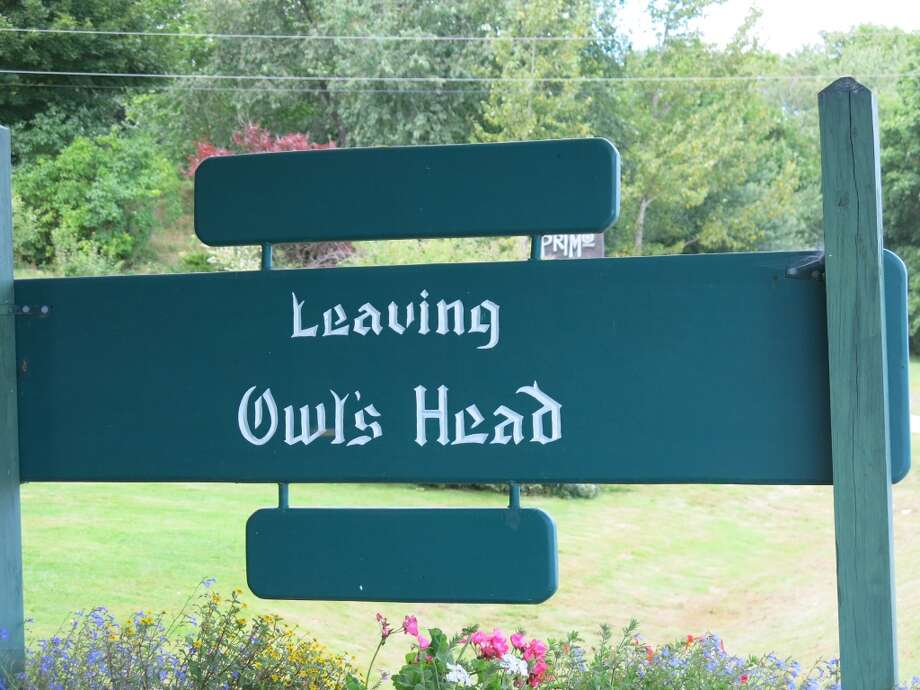 Au revoir, Owl's Head.