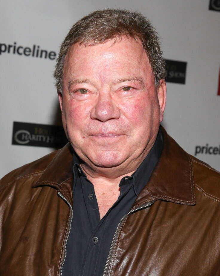 William Shatner wants our water. Photo: Imeh Akpanudosen, Getty Images / 2014 Imeh Akpanudosen
