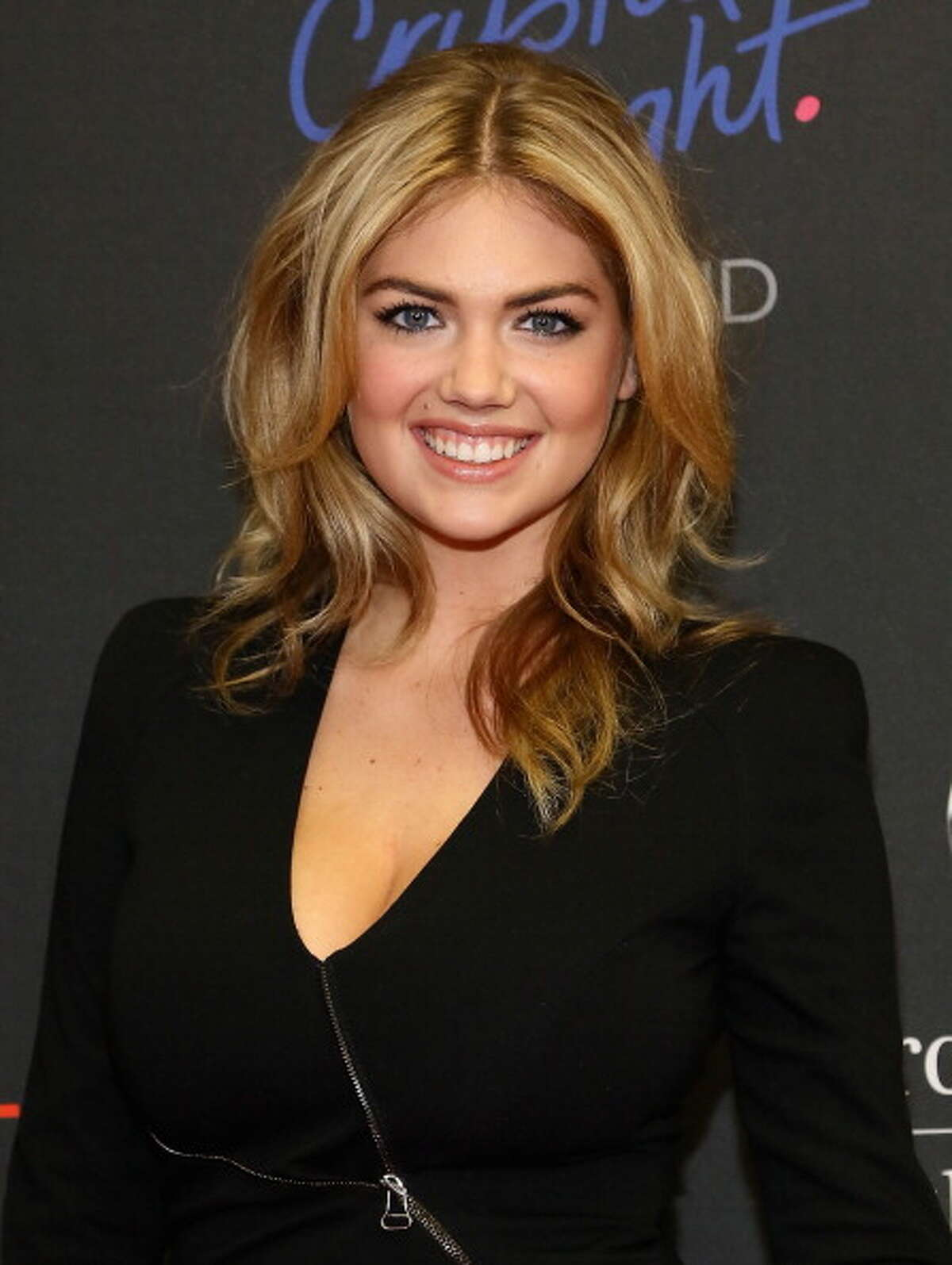 Model Kate Upton and actress and singer...