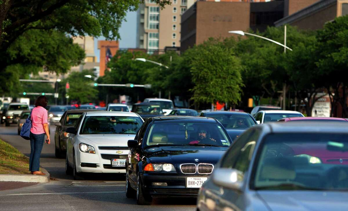 Uptown District leaders say bus rapid transit will ease congestion on Westheimer and Post Oak. Critics contend bus lanes will only make the corridor worse at a pricey expense.