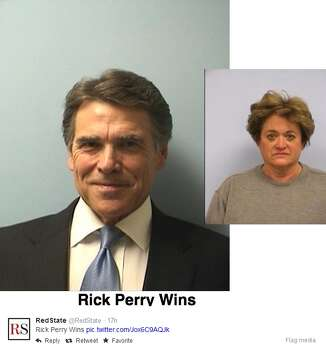 Who wore it better, Perry or Lehmberg? Photo: Twitter