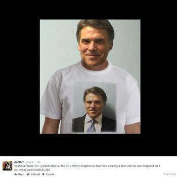 A meta mugshot reference to this man from Maine Photo: Twitter