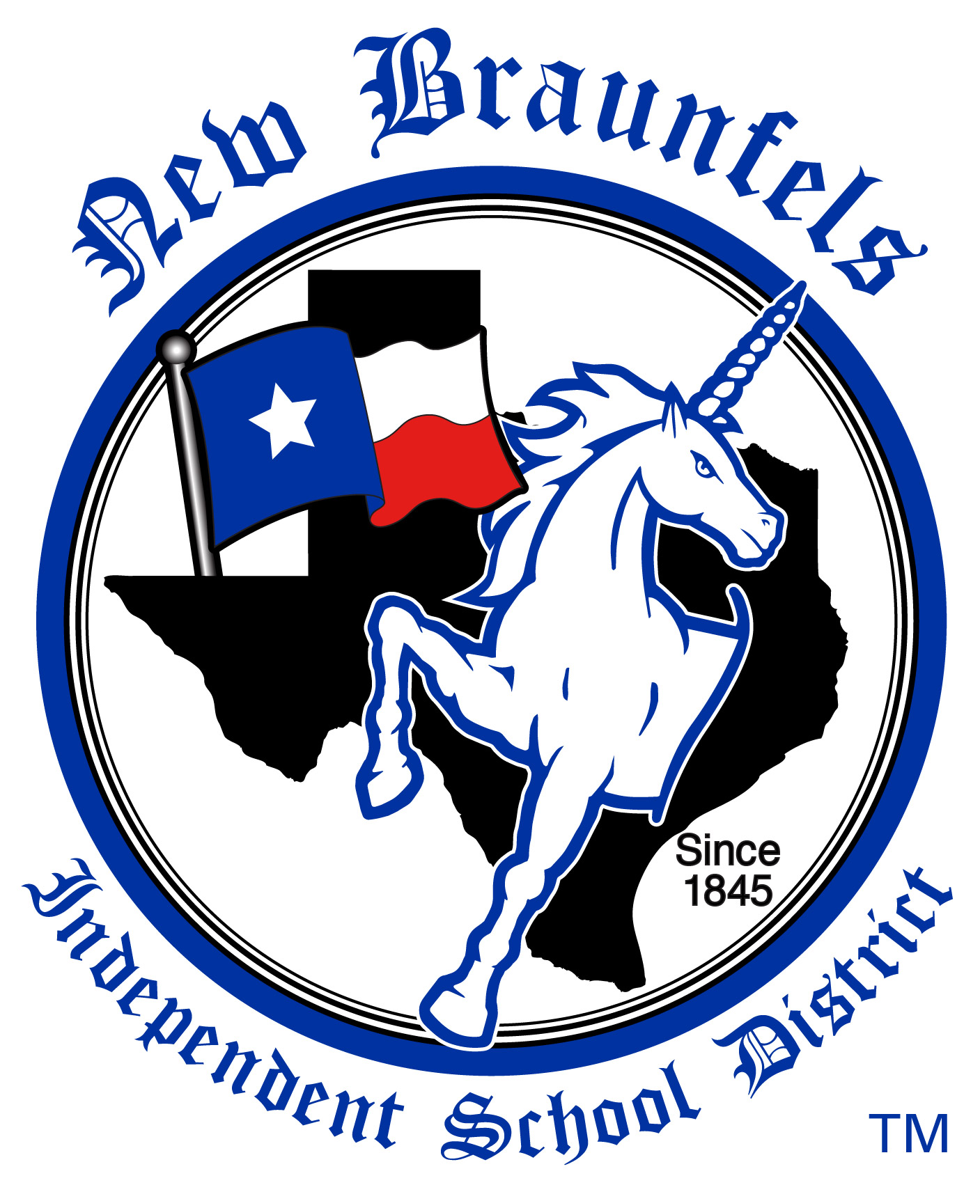 New Braunfels Isd Seeks Unicorn Logo Trademark San