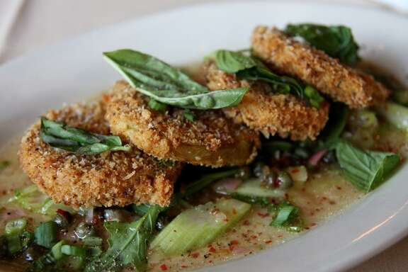 "Roost is now offering a ""Dog Days of Summer"" menu that includes items such as fried green tomatoes."