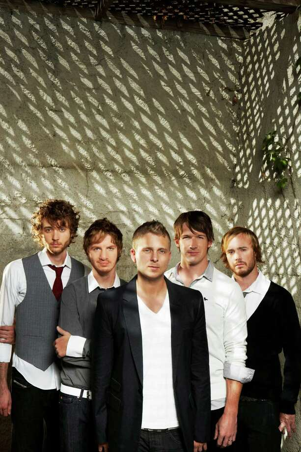 OneRepublic brings its pop sound to The Woodlands on Friday. Photo: Jeremy Cowart / handout email / Joey Guerra
