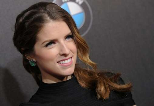"Actress Anna Kendrick Note: Alleged photos were reportedly released Friday, Sept. 26 on 4chan/Reddit. The star was clothed in the 85 photos. In late August, the actress jokingly said that if her pictures were hacked, it would be ""photos of food and other people's dogs anyway."""