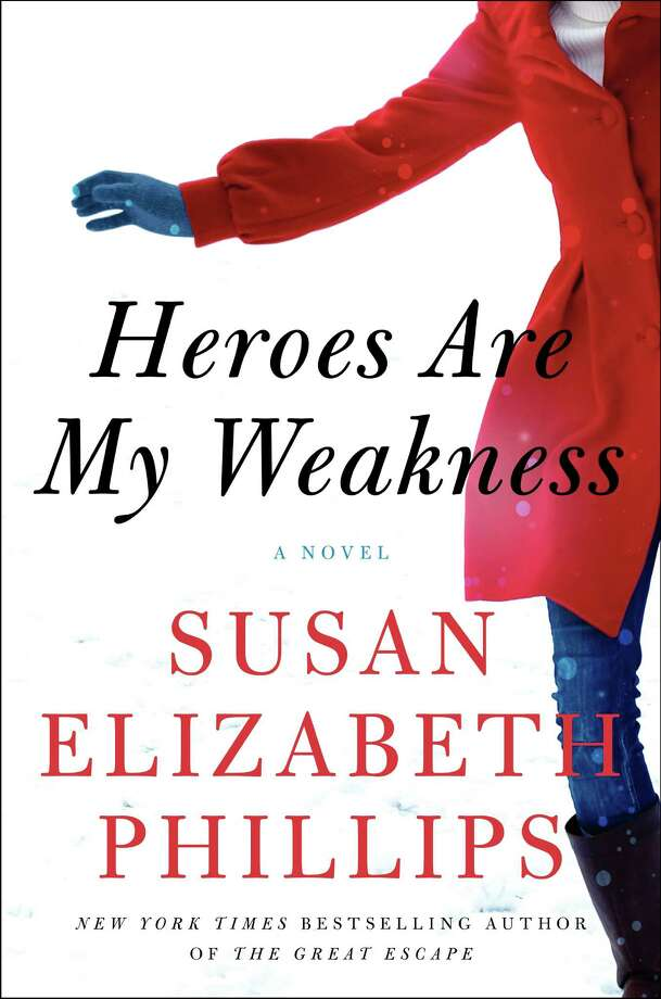 "Susan Elizabeth Phillips' new novel ""Heroes Are My Weakness"" evokes classic gothic romances such as ""Rebecca"" in its tale of a young woman and a mysterious man spending the winter in neighboring houses on an island off Maine. Photo: Contributed Photo / Connecticut Post Contributed"