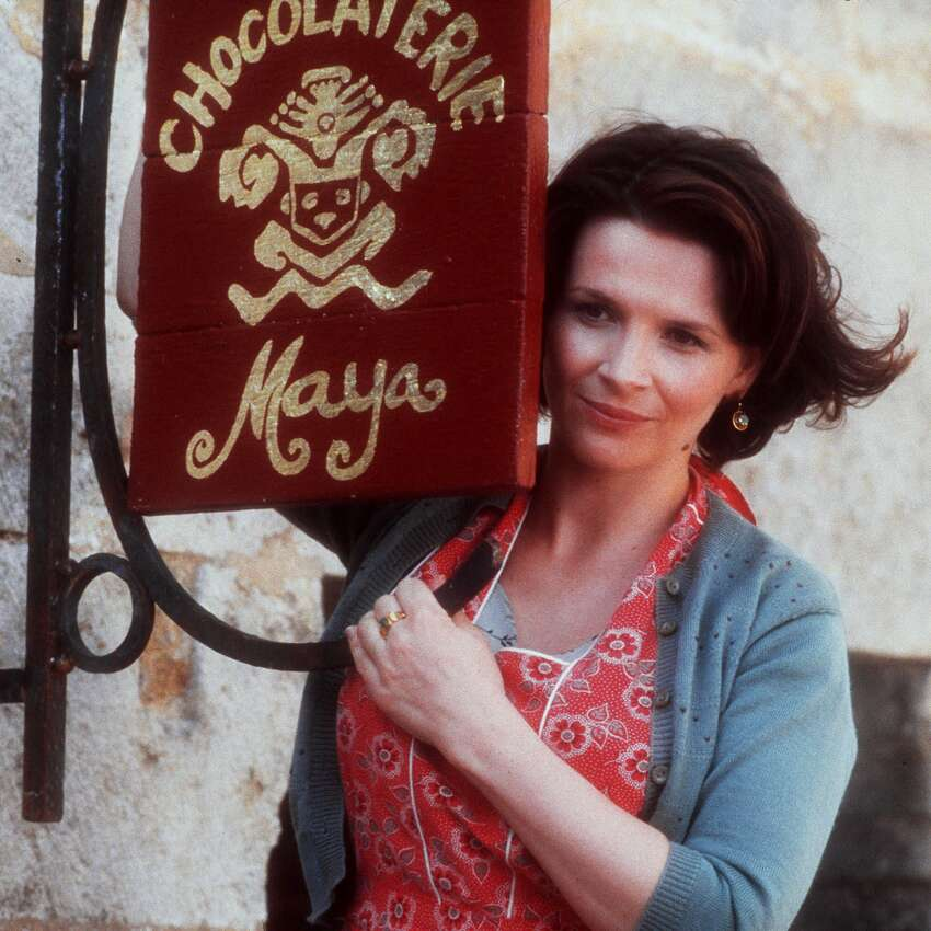 Chocolat (2000) Available on Netflix May 1Actress Juliette Binoche portrays an itinerant candy-maker in