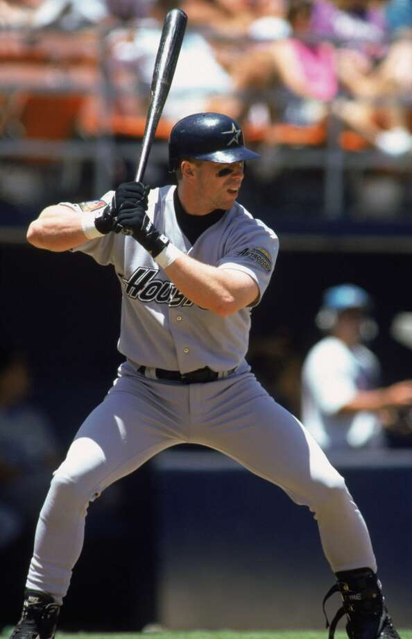 Jeff Bagwell, Astros:Best Breakthrough Athlete, 1995 Photo: Jed Jacobsohn, Getty Images
