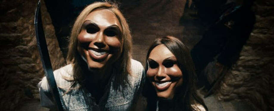 "Trouble comes knocking in 2013's ""The Purge"" from Universal Pictures. Photo: Universal Pictures"