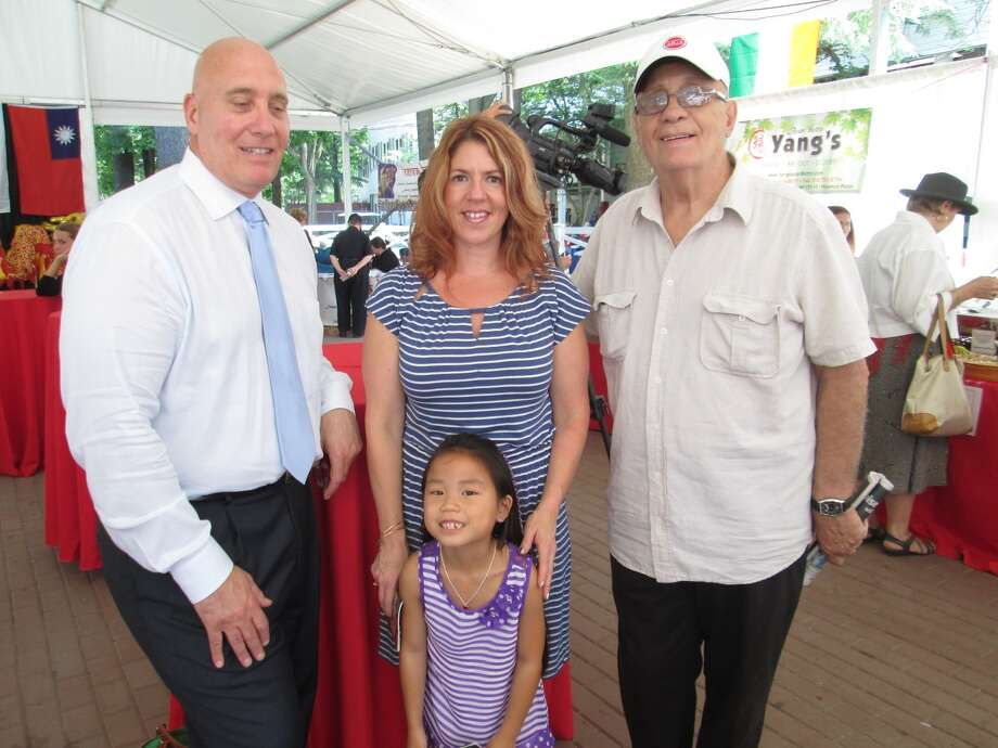 Were you Seen at Asian-American Day at Saratoga Race Course on Wednesday, Aug. 20, 2014?  The International Heritage Series is held every Wednesday during the racing season. Photo: Anne Bongermino