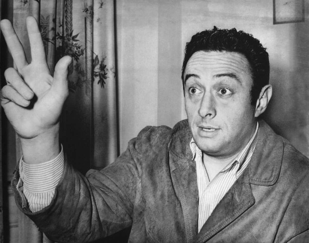 Lenny Bruce , died August 3, 1966 (aged 40)