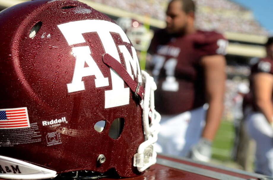 PHOTOS: Top college football coaching candidates  A Texas A&M helmet.   >>>Browse through the photos for a look at the top college football coaching candidates this season ...   Photo: Sarah Glenn, Getty Images / 2011 Getty Images