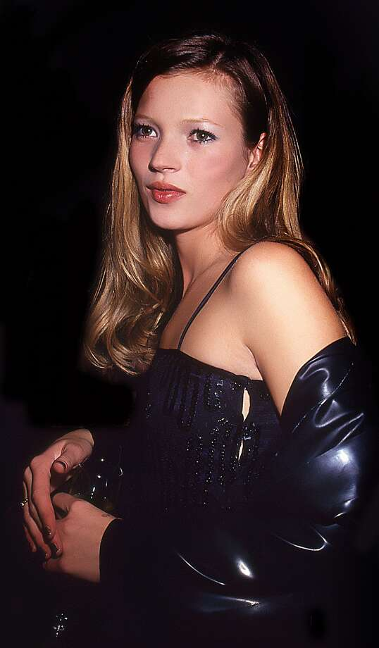 Model Kate Moss, 1994