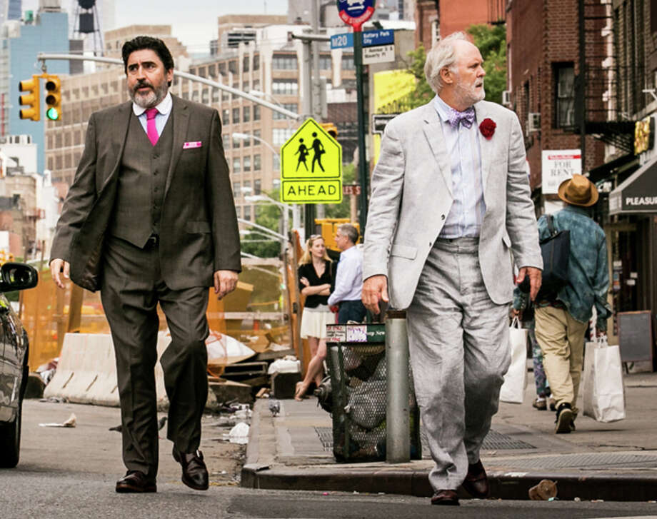 "This image released by Sony Pictures Classics shows Alfred Molina, left, and John Lithgow in a scene from ""Love Is Strange."" (AP Photo/Sony Pictures Classics, Jeong Park) Photo: Jeong Park, HONS / Associated Press / Sony Pictures Classics"