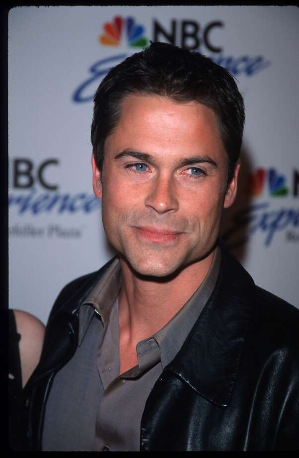 Actor Rob Lowe, 1999