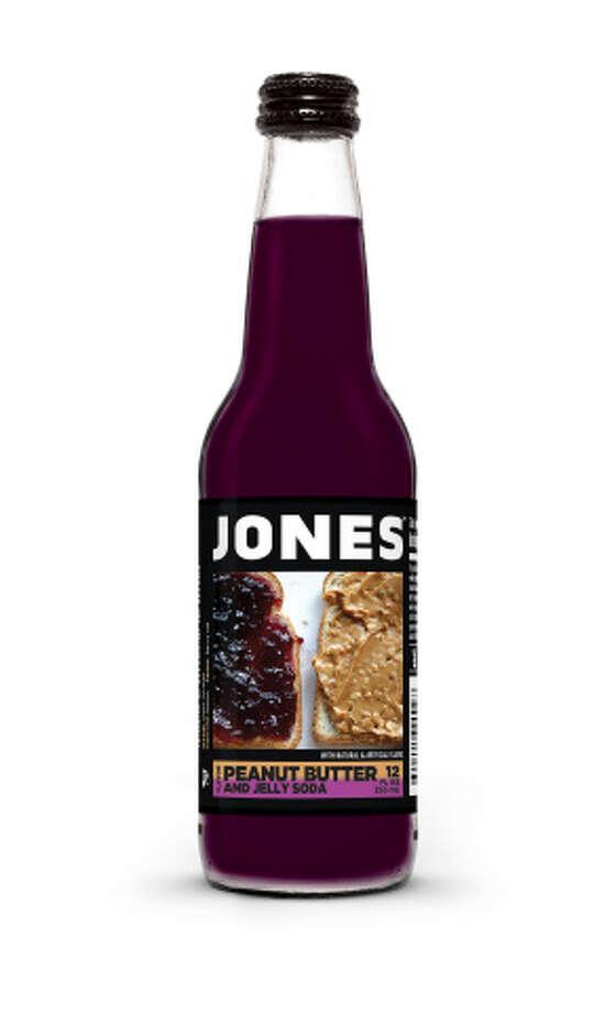 Jones PB&J soda Photo: Business Wire