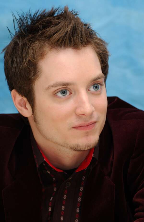 Actor Elijah Wood, 2004