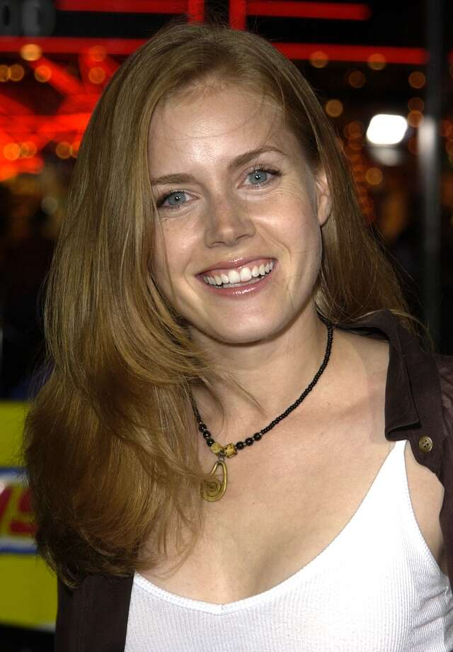 Actress Amy Adams, 2002