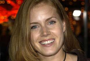 19 Sep 2002 Amy Adams during 'The Tuxedo' Premiere - Los Angeles at Mann's Chinese  Theatre in Hollywood, California, United States. (Photo by  SGranitz/WireImage)