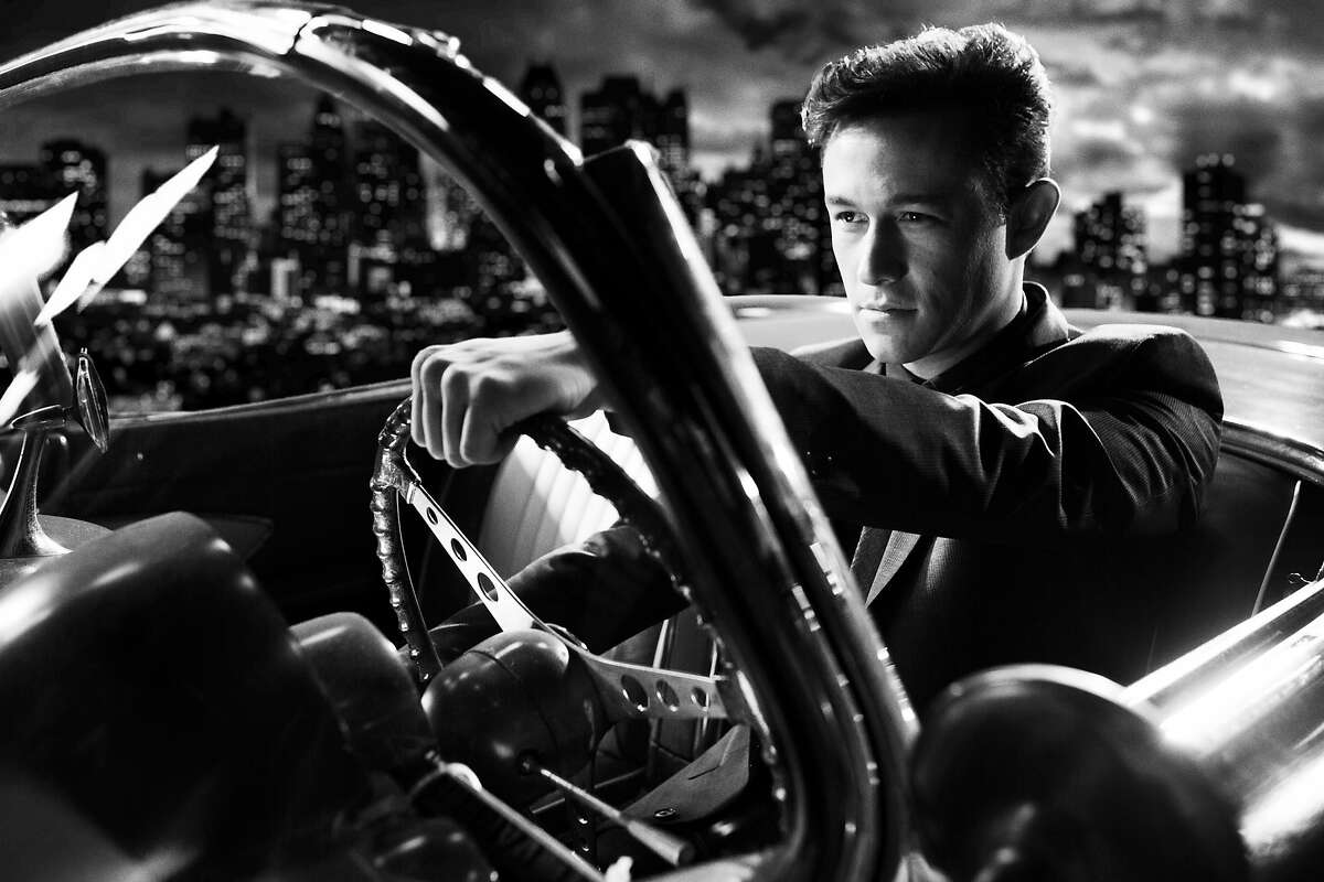 This image released by The Weinstein Company shows Joseph Gordon-Levitt in a scene from,